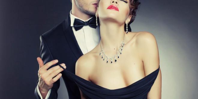 O perfume da mulher é mais sedutor que o perfume