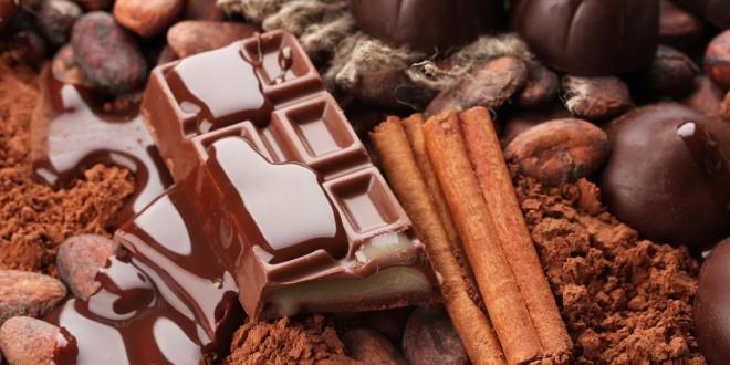 Não precisa se preocupar… Coma chocolate!