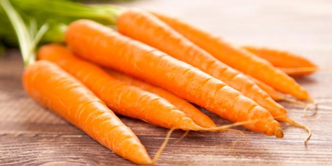 De uma vez por todas, cenoura não é só comida de coelho!