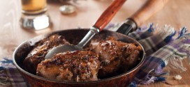 Carne marinada na cerveja reduz índice de substâncias indesejáveis