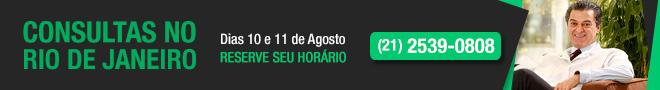 Consultas no RJ de Janeiro - Poucos Horários