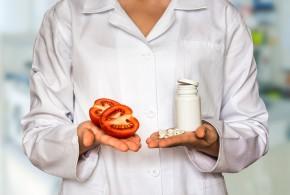Nutrientes não são drogas!