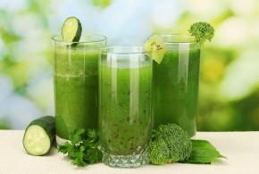 Smoothie verde: 3 minutos de bem estar em um copo. Melhor que suco verde!