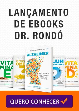 Conheça os lançamentos de e-books do Dr. Rondó