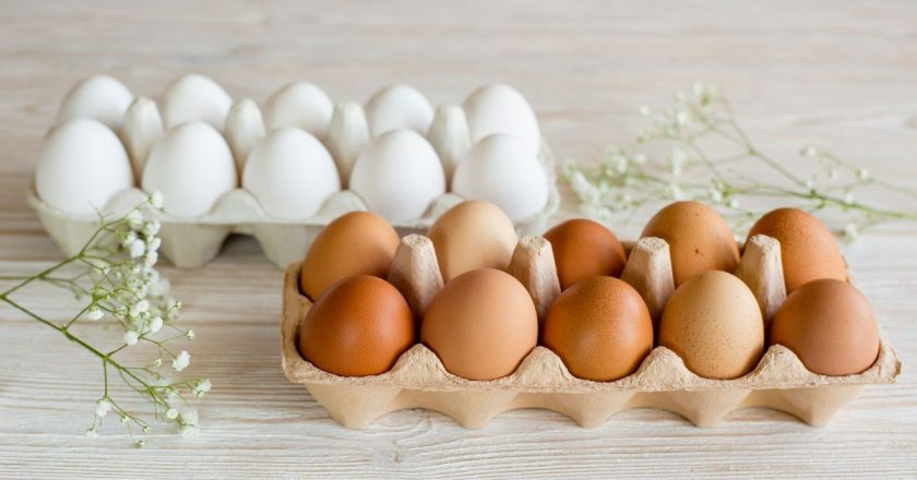 comer mais ou menos ovos