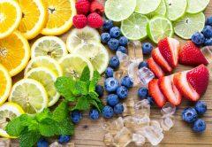 smoothie detox iogurte natural