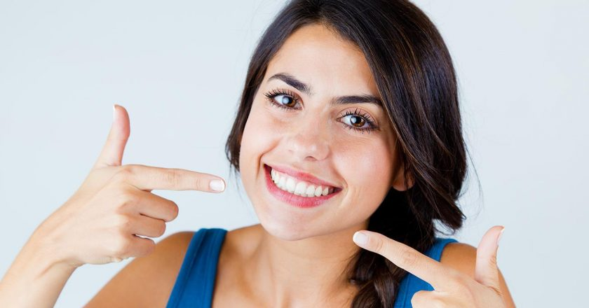 sorrir causa rugas