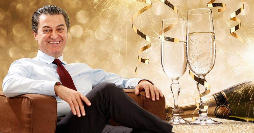 feliz ano novo dr rondó