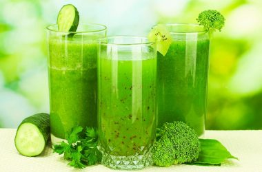 suco verde smoothie nutrientes