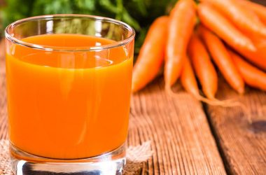 smoothie detox cenoura próstata