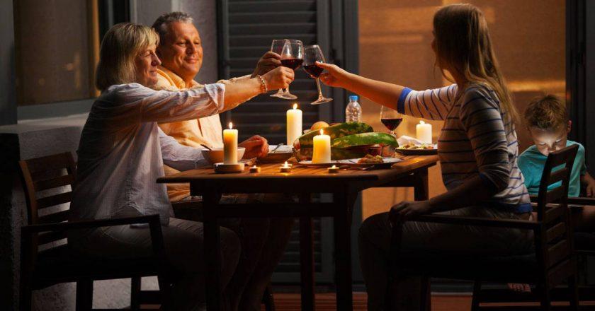 jantares em família