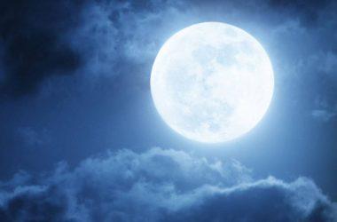 lua cheia sono