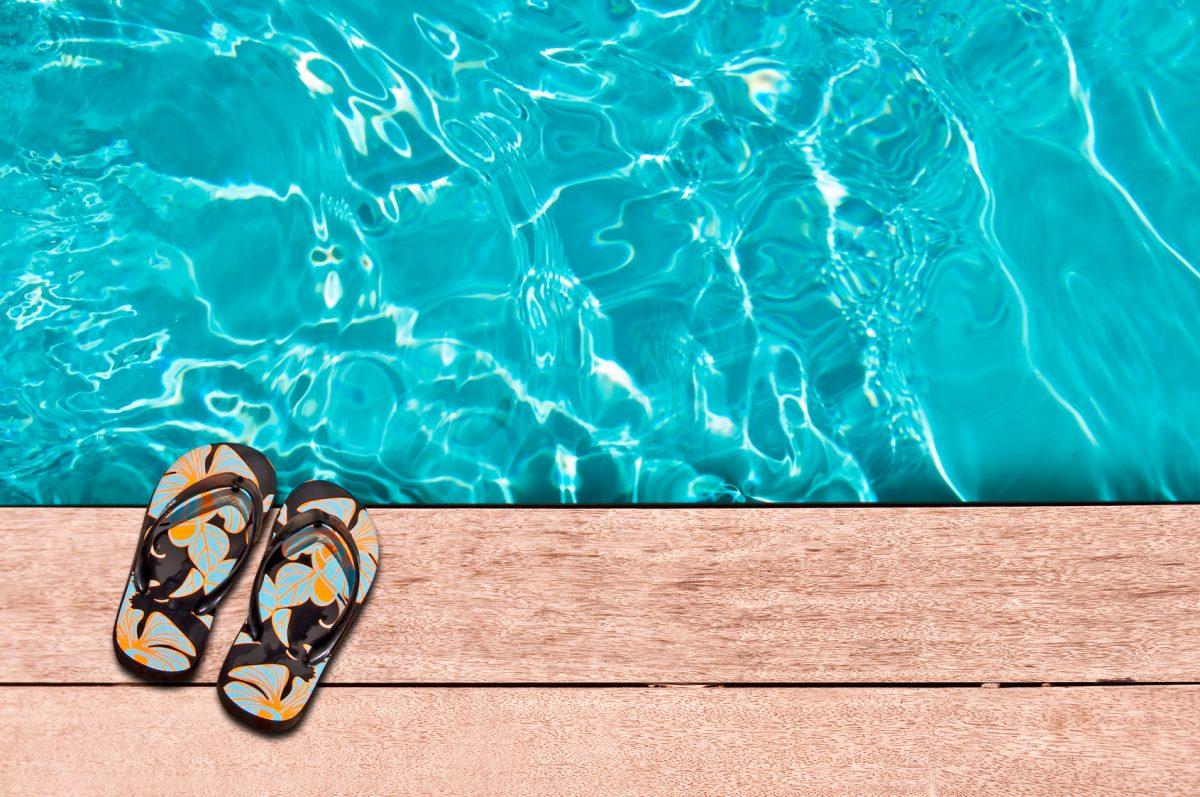 Piscina com cloro dr rond for Cloro piscina