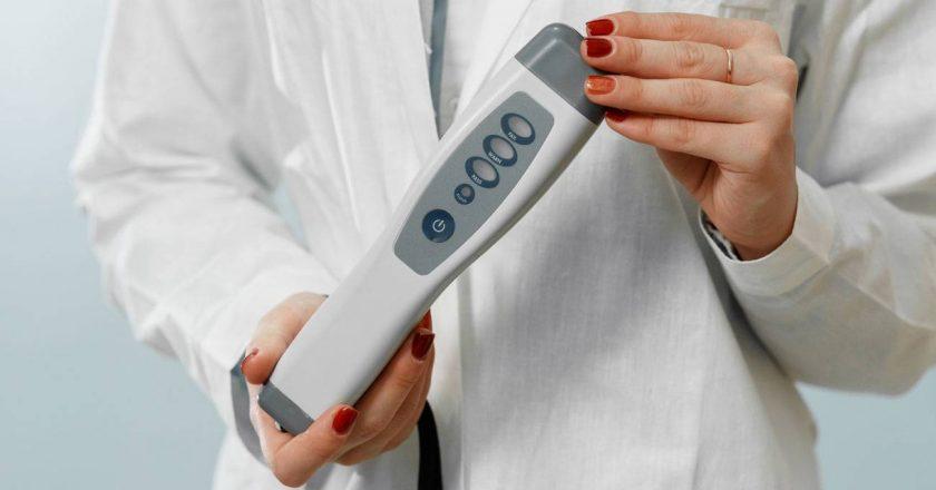 bafômetro para diagnóstico