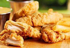 iscas de frango receita cetogênica