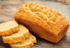 pão de amêndoa
