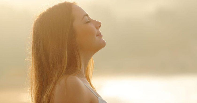 respirar ar puro faz bem